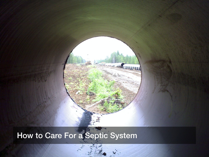How to Care For a Septic System