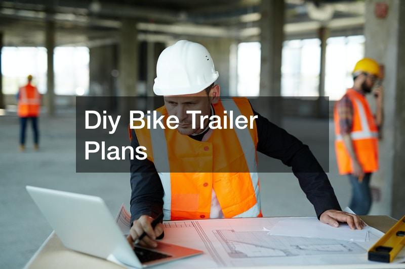 Diy Bike Trailer Plans