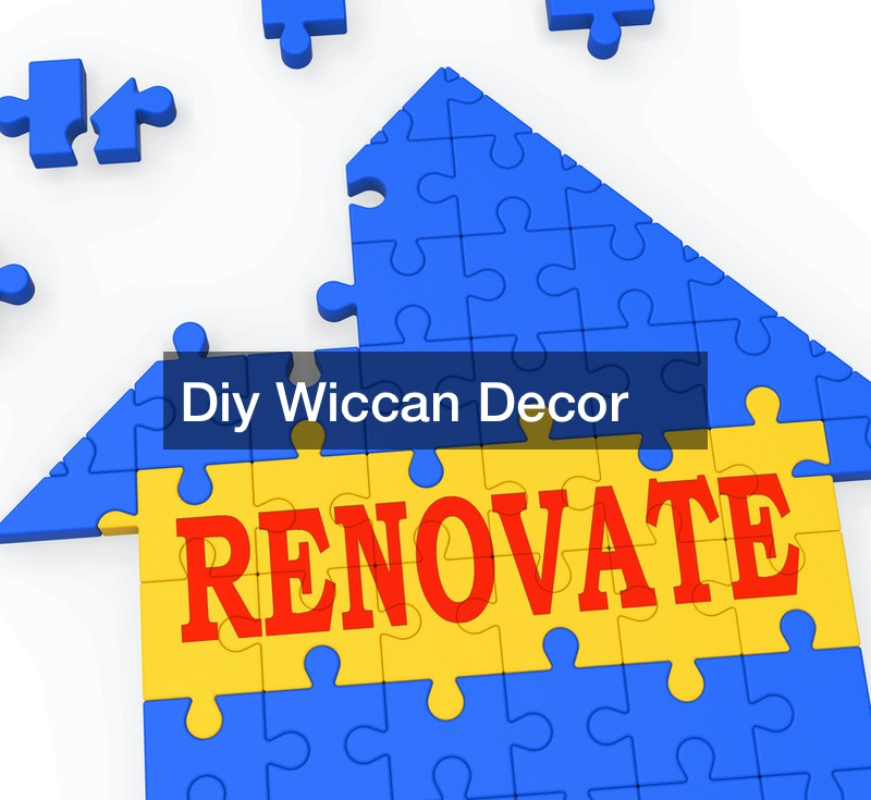 Diy Wiccan Decor