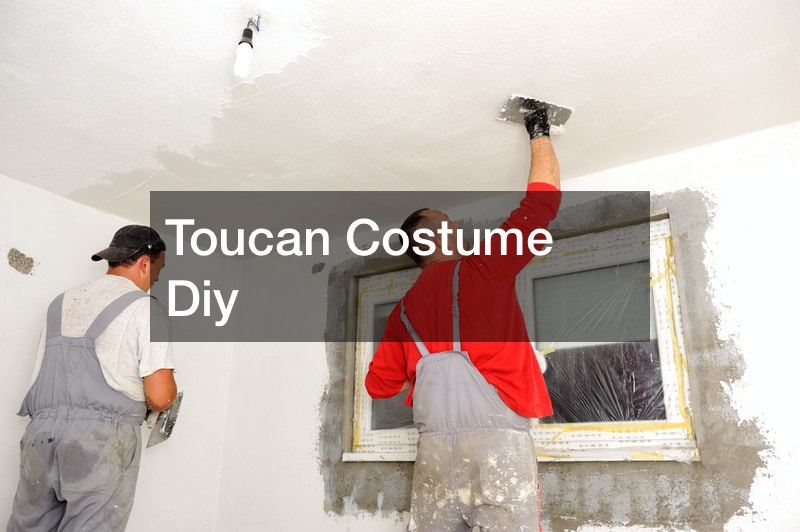 Toucan Costume Diy