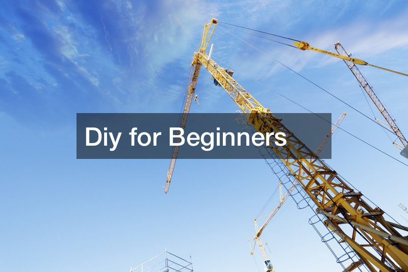 Diy for Beginners