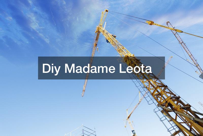 Diy Madame Leota