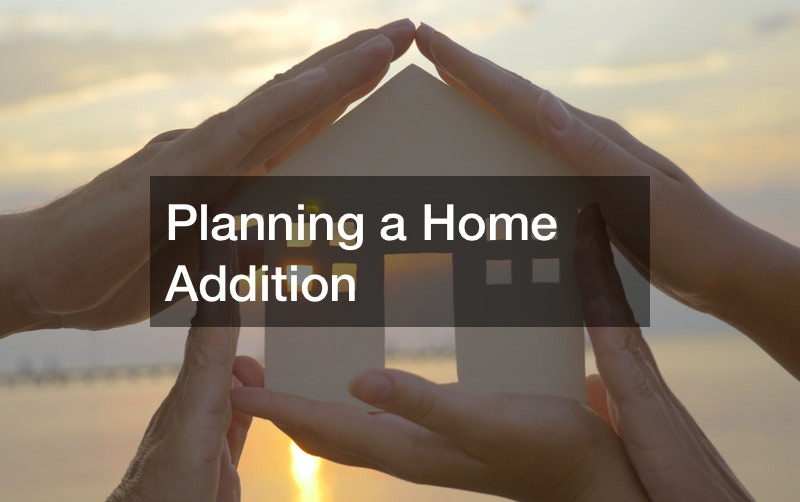 Planning a Home Addition
